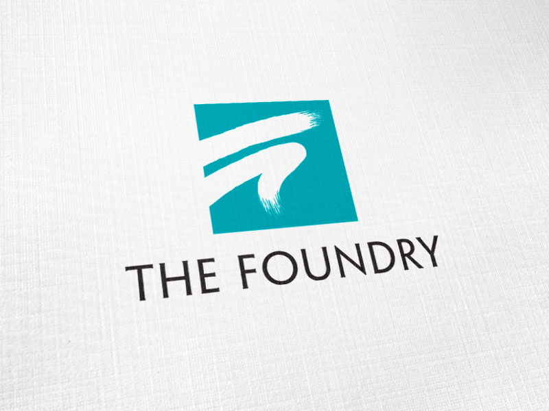 The Foundry Logo Design