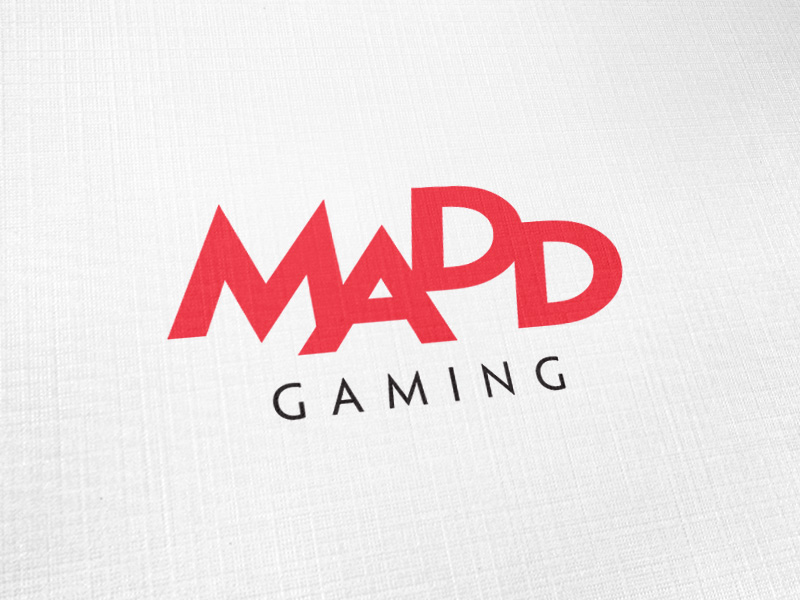 Madd Gaming Logo Design