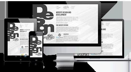 Alan Urquhart Web Design
