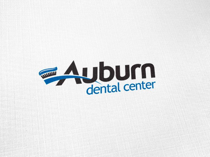 Auburn Dental Center Logo Design