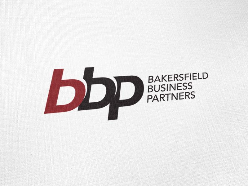 Bakersfield Business Partners Logo Design