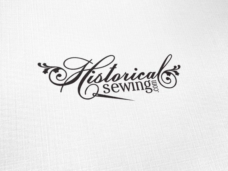 Historical Sewing Logo Design