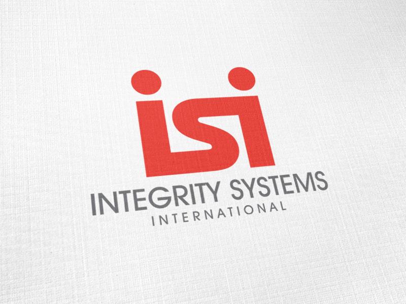 Integrity Systems International Logo Design
