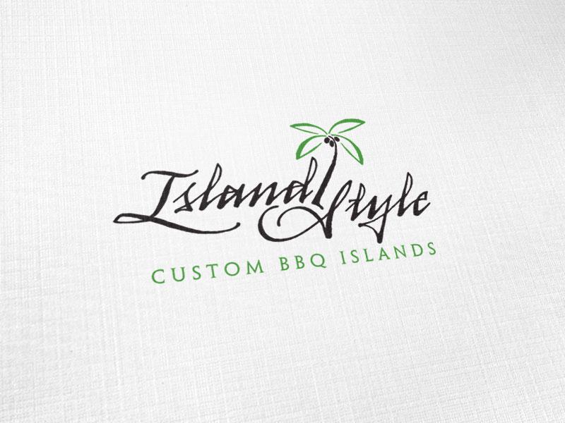 Island Style BBQs Logo Design