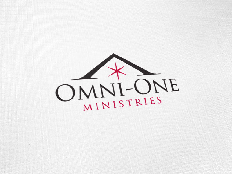 Omni-One Ministries Logo Design