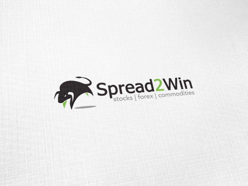 Spread 2 Win Logo Design