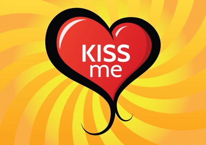 Valentine's Day Kiss Me